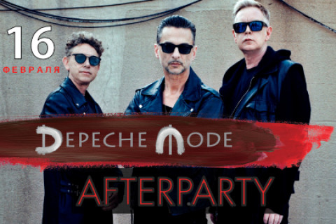 Depeche Mode afterparty
