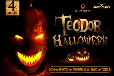Teodor Halloween