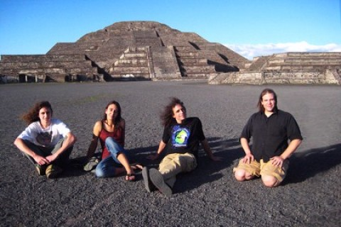 Ozric Tentacles, Asketics, Iztumana
