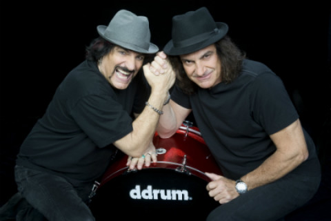 Drum Wars. Music of Carmine & Vinny Appice