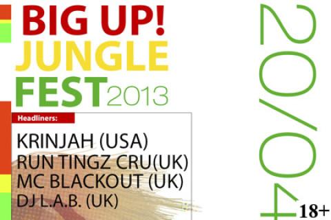 BIG UP! JUNGLE FEST